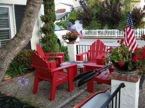 furniture exterior simple patio decorating ideas
