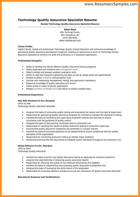 Document Specialist Resume Sle by Objective In Resume Exles 19 Images Assistant Sle