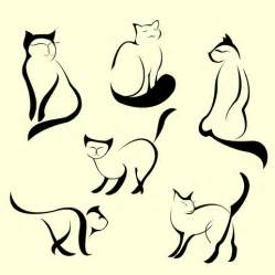 line drawings on penguin cat tattoos and baby penguins - Cat Design