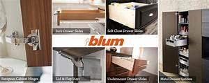 Blum Products CabinetParts com