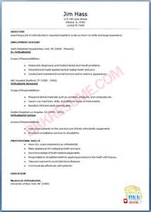 13 Orthodontist Resume Resume