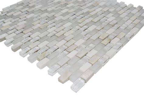 Of Pearl Mini Subway Tile by 17 Images About Backsplash On The Silk