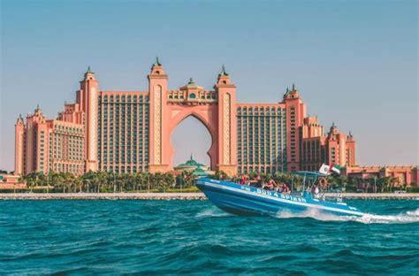 Marina Boat Tour Dubai by Foto Di Speed Boat Tour Dubai Marina Atlantis And Burj