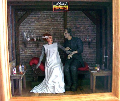 moebius models  scale bride  frankenstein