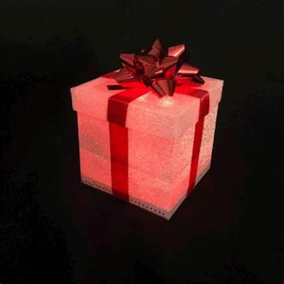 Valentine Box Gift Led Changing