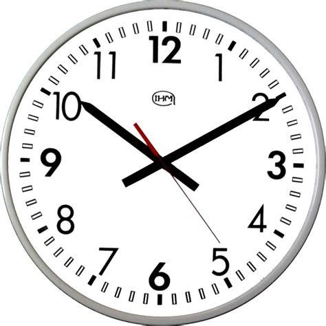 pendule murale de cuisine horloge étanche ip54 instruments mesure sas les