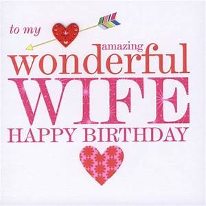 132 Most Romantic Birthday Wishes For Your Wife - Best ...
