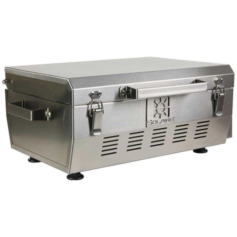 infrared grills solaire everywhere portable infrared grill