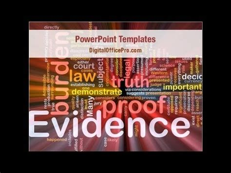 crime scene investigation powerpoint template backgrounds