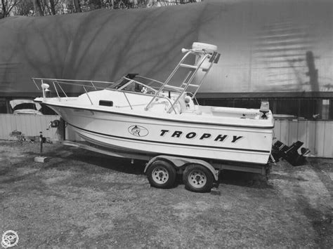 Used Cuddy Cabin Boats For Sale Nj by Trophy Cuddy Cabin Boats For Sale Boats