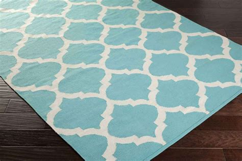 area rug teal artistic weavers vogue everly awlt3003 teal white area rug