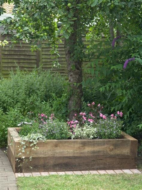 make a raised garden bed landscaping ideas and hardscape
