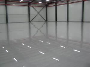 Resine Epoxy Sol Garage : revetement pour sol industriel base de r sine strizo ~ Dode.kayakingforconservation.com Idées de Décoration