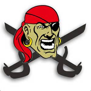 Pirate Skull Clip Art