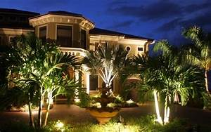 Landscape lighting naples fort myers cape coral
