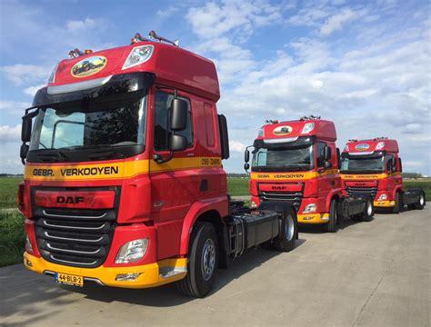 Afleverfoto's | Truck & Trailer service