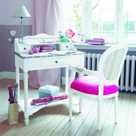chaise bureau princesse mandy bla bla inspiration déco 3 chambre de fille
