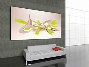 Tableau Moderne Coloré : nouveaut tableau moderne drift by jonathan berne ~ Teatrodelosmanantiales.com Idées de Décoration
