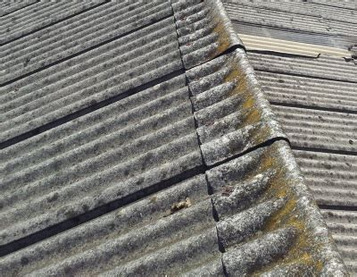 asbestos roof sheeting weight