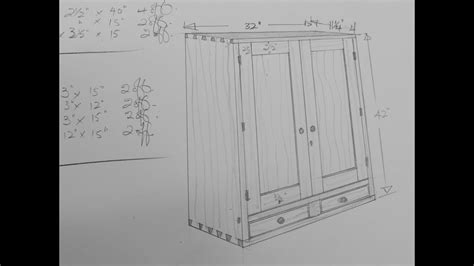 introducing making  tool cabinet paul sellers youtube