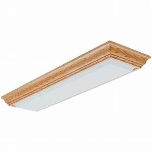 lithonia lighting 2 light oak fluorescent cambridge linear With 1 lamp fluorescent light fixtures