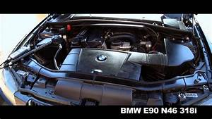 Bmw E46 318i Motor : bmw e90 318i engine sound youtube ~ Jslefanu.com Haus und Dekorationen