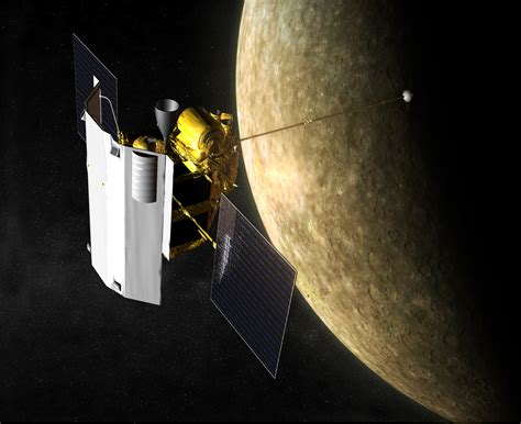 NASA's Messenger Spacecraft Will Meet its End in Mercury Today