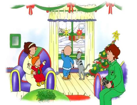 25+ Best Ideas About Caillou Holiday Movie On Pinterest