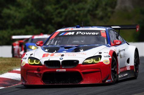 bmw planning  gte car   racing season