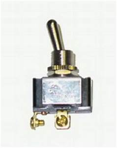 Painless Wiring 80501 Heavy Duty Toggle Switch Off
