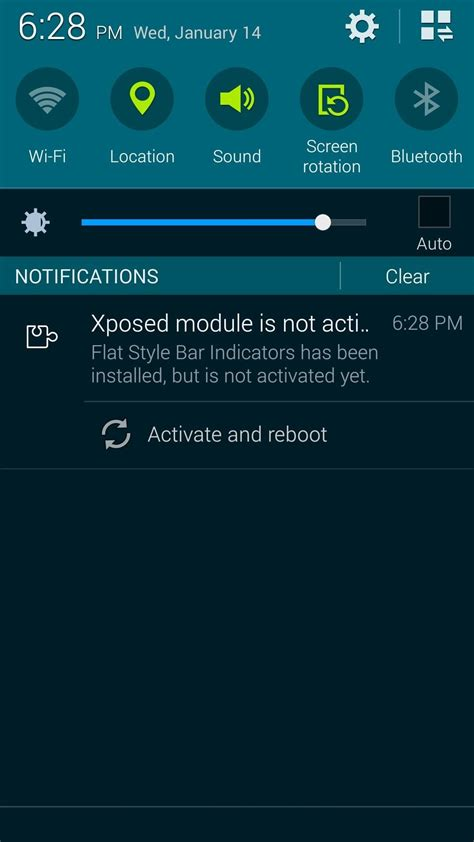 android status bar get lollipop style status bar icons on android jelly bean