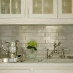 Iridescent Tiles Backsplash Uk by Iridescent Kitchen Backsplash Design Decor Photos