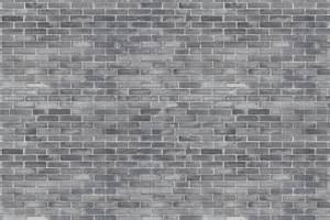 black and white bathroom design grey brick wallpaper mural murals wallpaper