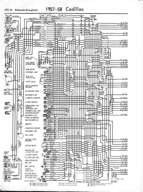 Cadillac Page Circuit Wiring Diagrams