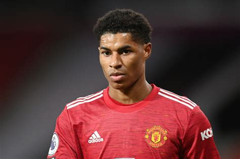 This is the national team page of manchester united player marcus rashford. Who's behind Marcus Rashford? - UnHerd