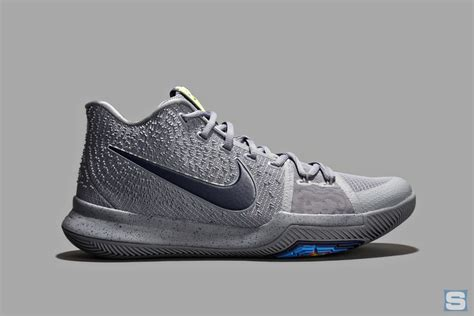 Nike Kyrie 3 Cool Grey Midnight Navy Pure Release Date