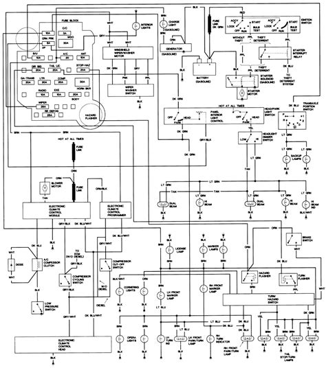1980 Cadillac Fleetwood Wiring Diagram by Category Cadillac Wiring Diagram