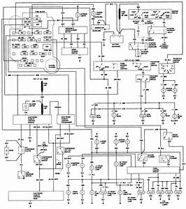 1966 Cadillac Shop Wiring Diagram