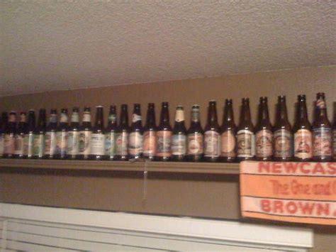 beer bottle shelves home brew forums