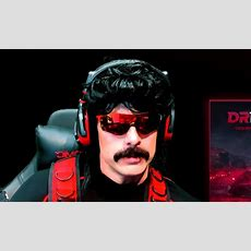 Dr Disrespect To Shave Mustache If $50k Charity Goal Is Met