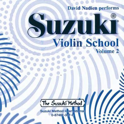 Suzuki Violin School Volume 2 suzuki violin school volume 2 by david nadien reviews
