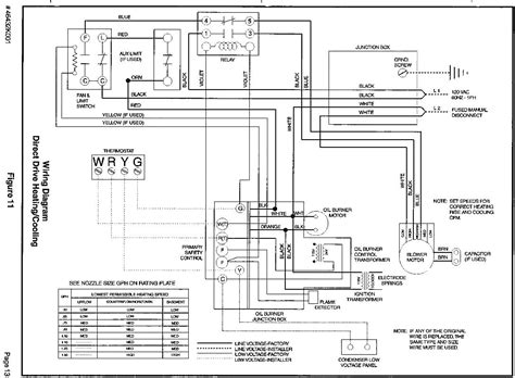 Wiring Diagram For Ga Furnace gas furnace wiring diagram