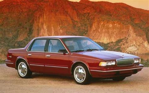 1995 Buick Century For Sale by Used 1995 Buick Century Pricing For Sale Edmunds