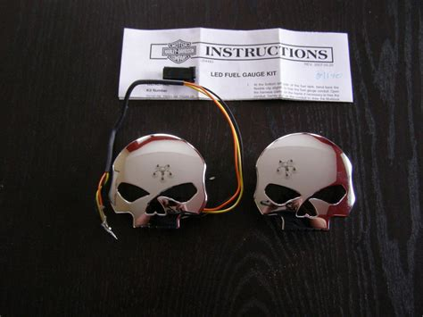 skull covers and skull gas cap and harley davidson forums