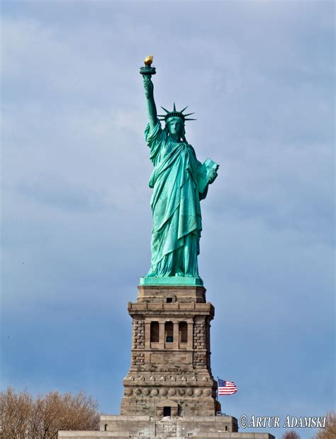 Statue Of Liberty  New York In Books