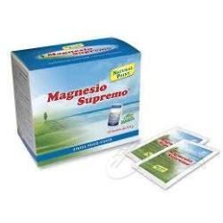 Magnesio Supremo Dosi by Boiron Magnesium 300 Integratore Contro Stanchezza E