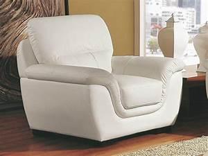 Fauteuil Design Confortable : fauteuil en cuir kalmia ~ Teatrodelosmanantiales.com Idées de Décoration
