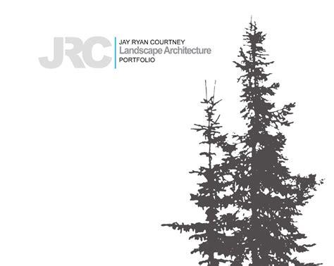 13243 landscape architecture portfolio cover landscape architecture portfolio by
