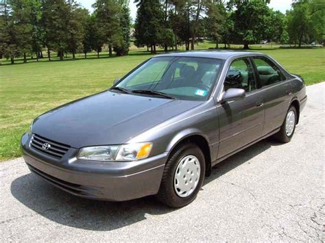 1998 Toyota Camry  Information And Photos Zombiedrive