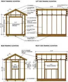 shed layout plans storage shed plans shed blueprints